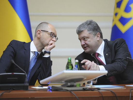 Яценюк - о люстрации, выборах на Донбассе и ответных санкциях против Москвы