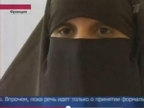 Гюльчатай, не закрывай личико! ЕСПЧ запретил мусульманкам гулять по Парижу в парандже