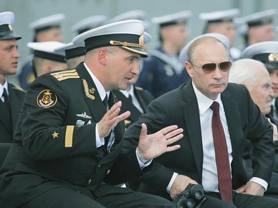 Отсель грозить мы будем НАТО