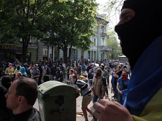 Одесская милиция назвала причины гибели 48 человек 2 мая