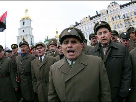Бандеровцев наградили ко Дню Победы в Житомирской области