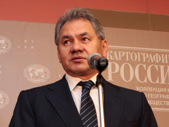 Сергей Шойгу: Украина скатилась к гражданской войне