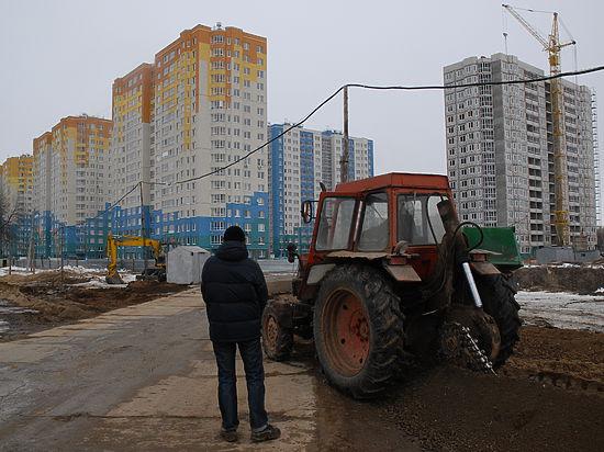 Жилье для «семьи» за 30 тысяч рублей