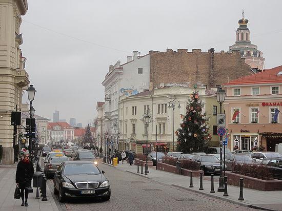 Корреспондент «МК» в Карелии» побывал в последней прибалтийской стране,  еще не перешедшей наобщеевропейскую валюту