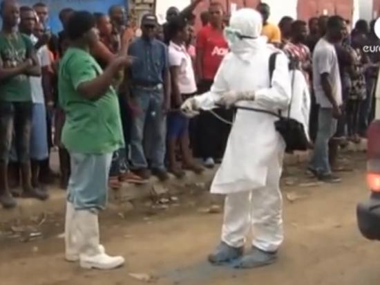 Канада может передать 1000 образцов экспериментальной вакцины против лихорадки Эбола