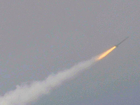 Северная Корея осуществила очередной запуск трех тактических ракет