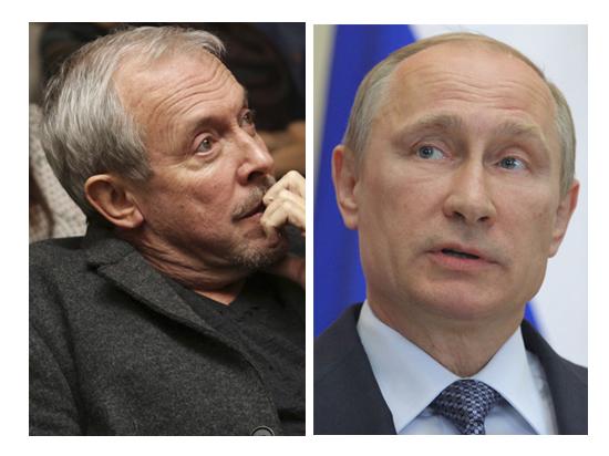 Андрей Макаревич обратился к Владимиру Путину