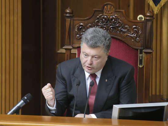 На введение в ДНР смертной казни Порошенко ответил «реформой» судов