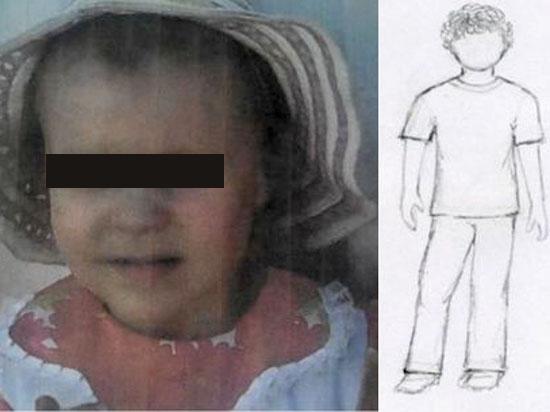 В Томске нашли труп Вики Вылегжаниной, похищенной из детского сада