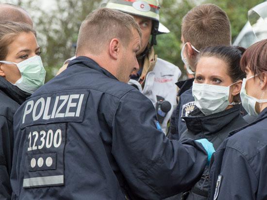 СМИ: в Европе есть новые зараженные вирусом Эболы - в Германии и, возможно, в России