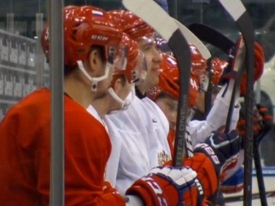 Россия вышла в финал Чемпионата мира по хоккею, оставив