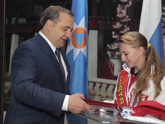 Российские спортсмены-спасатели стали лучшими в мире