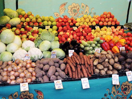Роспотребнадзор закрыл молдавским овощам въезд в Россию