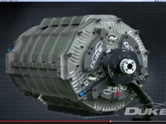 Инновационный бесклапанный двигатель из Новой Зеландии по всем параметрам превосходит традиционные модели