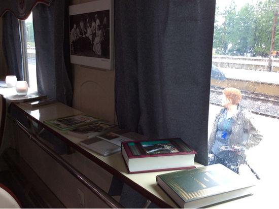 Пассажирам в таких вагонах предложат электронные книги, изысканное меню и качественное постельное белье