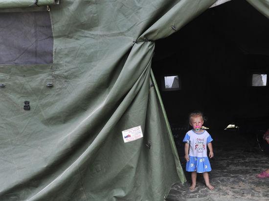 «Как из 1942 года»: в Славянске от артобстрелов гибнут дети, жители покидают город