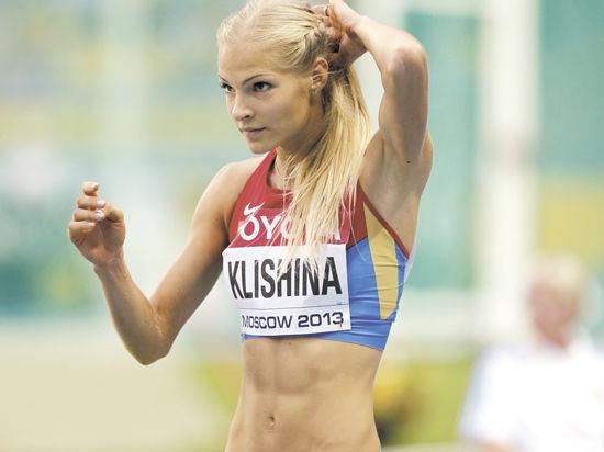 Дарья Клишина — перезагрузка