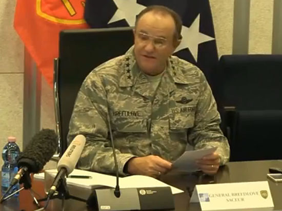 Генерал НАТО Филипп Бридлав: «Мы будем помогать украинским военным»