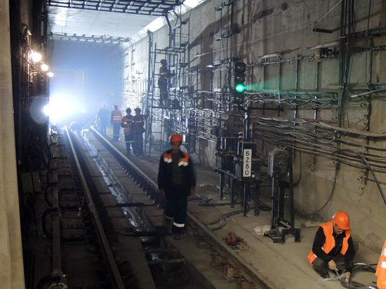 Метро в Новой Москве построят китайцы