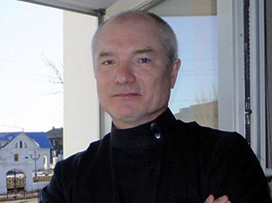 Олег Соболев, председатель «Русского культурного центра» в Бурятии: