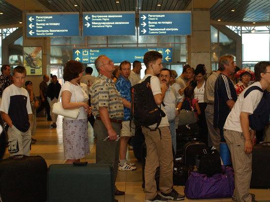 Умерший в аэропорту