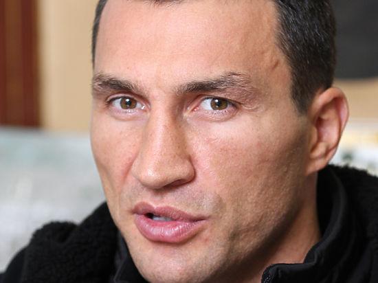 Владимир Кличко: «Саша Поветкин — молодец, хороший бой против Такама провёл, как и против Чарра»