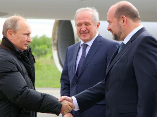 Зачем Путин приезжал в Архангельск?
