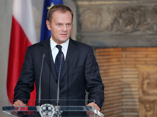 Глава Евросовета Туск непоедет 9 мая вМоскву, чтобы не присутствовать