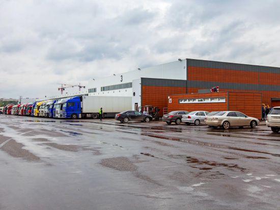 Назло санкциям: в Москве открылся город свежей еды