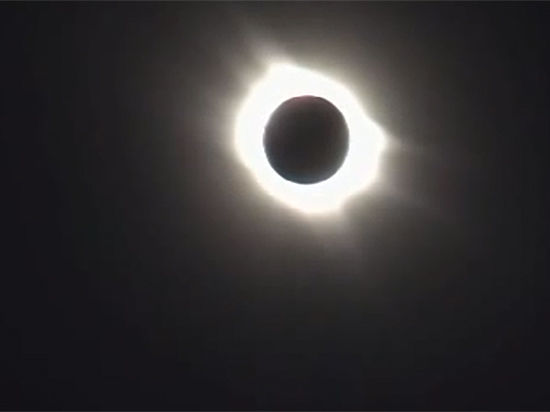 Как можно будет увидеть солнечное затмение на Новом Арбате