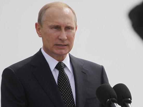 СМИ: Путин одобрил введение налога с продаж