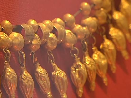 Судьбу золота скифов решит суд