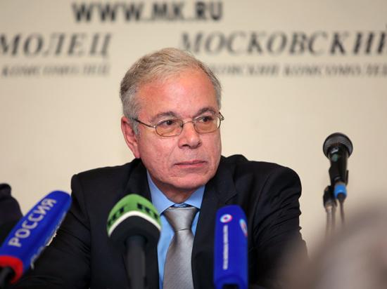 Бразильский посол на пресс-конференции в «МК»: ««Даже если были бы попытки давления со стороны ЕС на нас, их результаты были бы нулевыми»