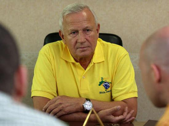 Колосков: присоединение крымских клубов для ЧМ-2018 опасности не несет