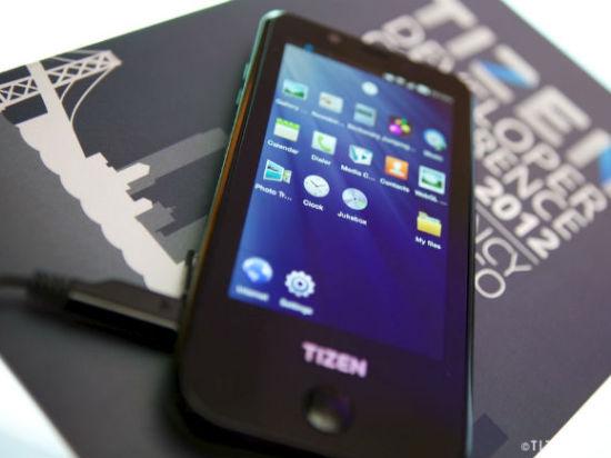 Samsung презентует в июне первый смартфон на базе новой ОС Tizen