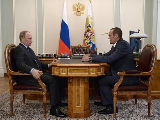 Глава республики предоставил президенту неверные данные