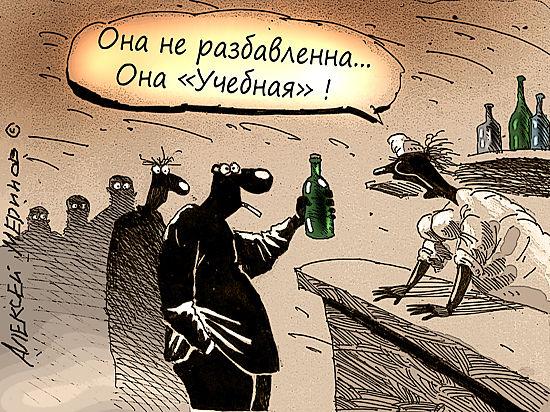 Торговые сети заливают россиян дешевым алкоголем