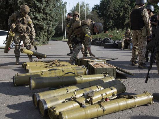 Ополченцы похоронили украинское наступление в Саур-Могиле