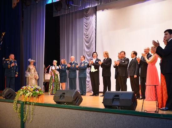 В Центре спецназа МЧС «Лидер» открылся театральный сезон