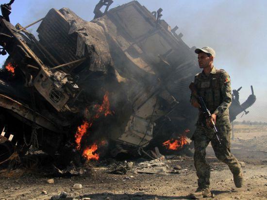 США собираются бомбить Сирию три года