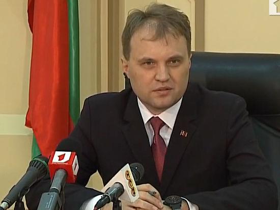 Президент Приднестровья рассказал, как украинские события губят непризнанную республику
