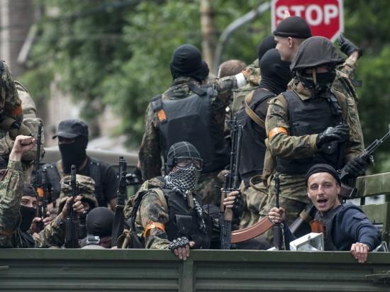 Украина хочет отделиться от Крыма забором с колючей проволокой