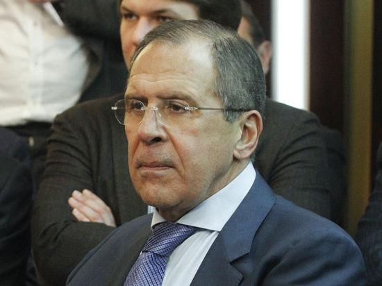 Министр Лавров: Надеемся, что западные коллеги не будут мешать украинцам договариваться