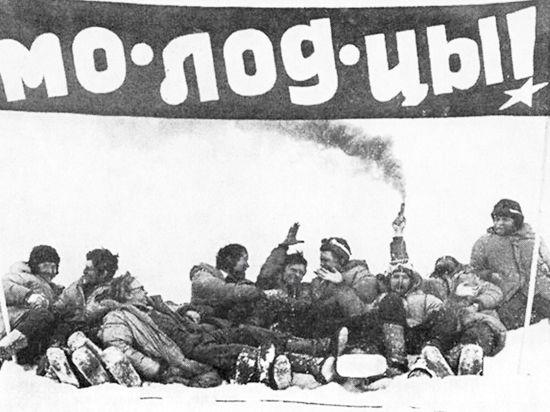 35 лет назад экспедиция Дмитрия Шпаро первой в мире достигла Северного полюса на лыжах