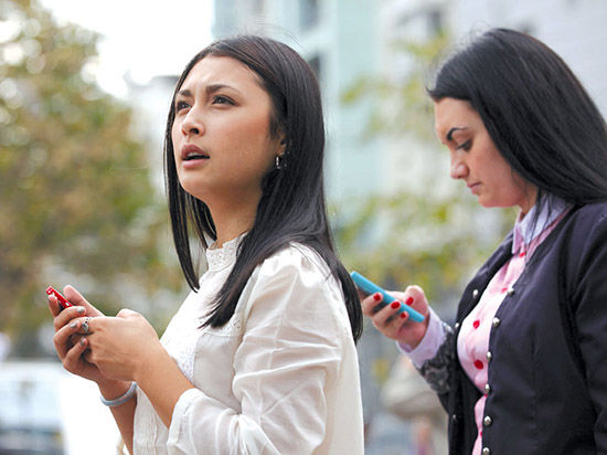 На российском рынке мобильной связи появилась новая технология