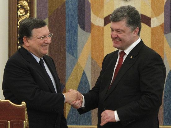 Ассоциацию Украины с ЕС отложили на год