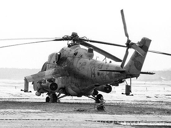 Азербайджан сбил вертолет Ми-24 ВС Армении близ границы Нагорного Карабаха