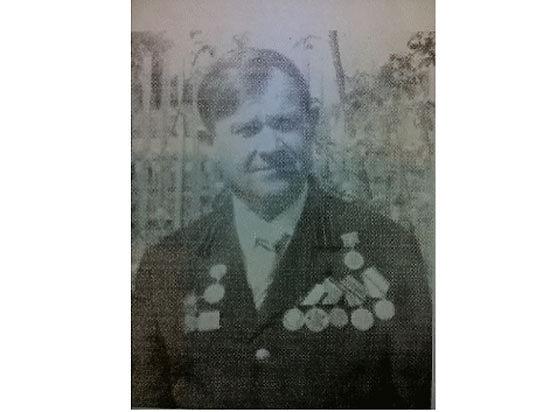 Мой прадедушка - участник Великой Отечественной Войны