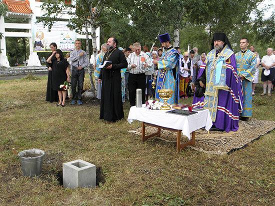 Строительство нового православного храма в Благовещенске начнется уже осенью