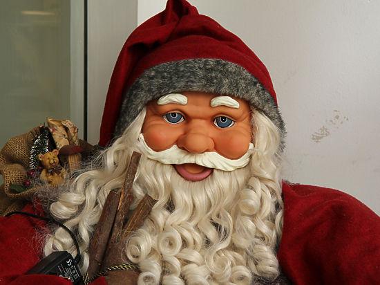 Made in China: Санта-Клаус оказался китайцем